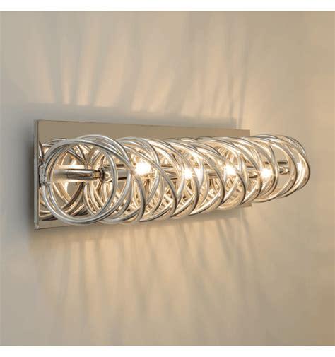 applique alogene applique da soffitto 62 cm in metallo ladina g9