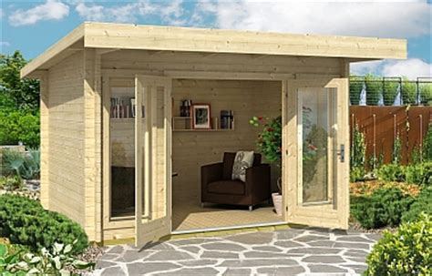 Barbados Mini log cabin, garden office, Log Cabins for