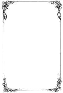 sle of funeral program free wedding borders for invitations wedding invitation