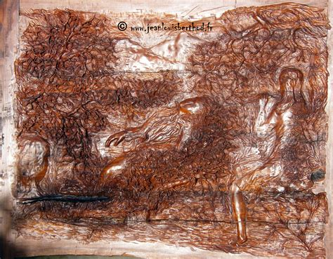sculpture de jean louis berthod le dormeur du val rimbaud