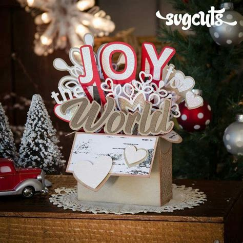 Choose from five different designs, or create your very own design using the four included plain box cards that you can decorate however you'd like!••• Svg file | Boxed christmas cards, Pop up box cards, Card box