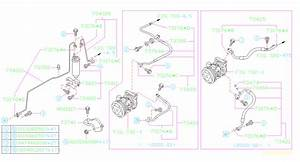 Subaru Forester Seal O Ring  Air  System  Conditioner