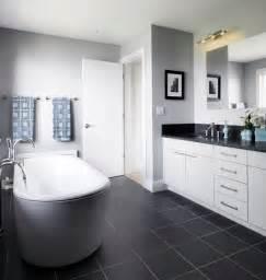 black and gray bathroom ideas bathroom with grey floor light grey walls white vanity bathroom ideas