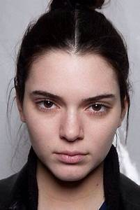Kendall Jenner Without Makeup Pictures - Celeb Without Makeup