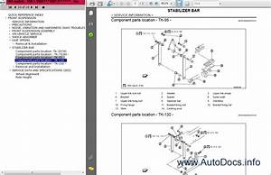 Nissan Atleon Tk0 Series Service Manual Repair Manual