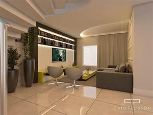 Projeto De Design De Interiores Casa Sobrado Com Declive