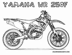 motocross coloriages des transports With honda 50cc bike las