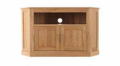 Oak Corner Cabinet Television Furniture Wooden Mobel