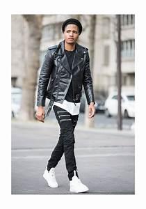 Perfecto homme : pour ceux qui aiment le cuir et le style