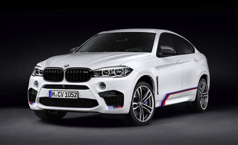 bmw  performance accessories announced