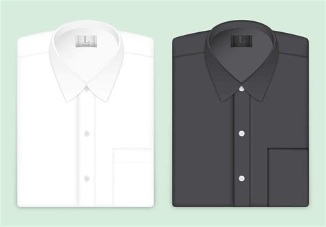 vector folded shirt   vector art stock