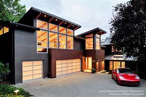 Modern Westcoast Waterfront Home Design (Mercer Island)