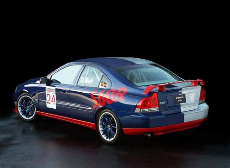 Volvo S60 Racing by 2004 Volvo S60 I 2 4t Volvo S60 R Gt Racing 4