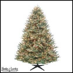 artificial fir trees pre lit artificial fraser fir