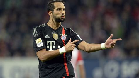 Messi, Neymar and Suarez don't faze Bayern's Medhi Benatia