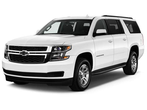 2017 Chevrolet Suburban (chevy) Review, Ratings, Specs