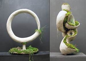 Amazing Moss and Concrete Sculptures From Robert Cannon