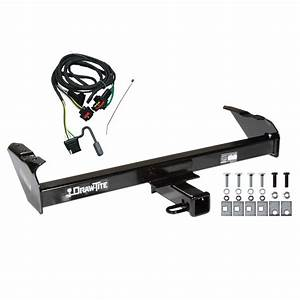 Trailer Tow Hitch For 2004 Dodge Dakota W   Wiring Harness Kit