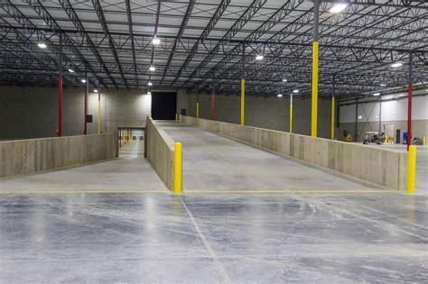 dart container warehouse clark construction company