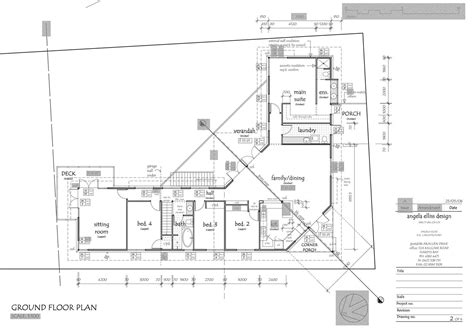 home construction floor plans how to read house construction plans