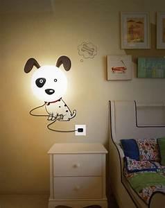 Luminaire Mural Chambre : luminaire pour la chambre enfant 20 id es super originales ~ Teatrodelosmanantiales.com Idées de Décoration