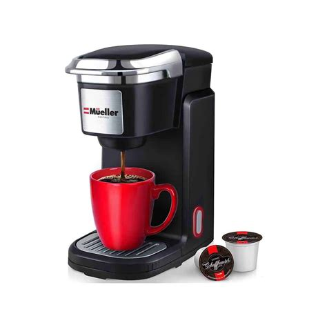 Shop items you love at overstock, with free shipping on everything* and easy returns. Mueller Ultima Single Serve Coffee Maker Review 2020: K-Cup Pod Brewer - Beaniecoffee.com