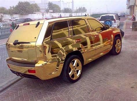 jeep dubai gold jeep srt8 gadgets pinterest crazy photos jeep