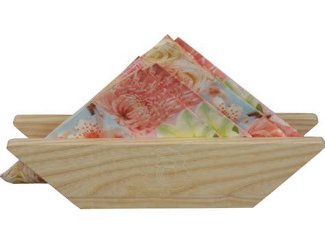 porte serviette de table petit bois brut fabriquant de