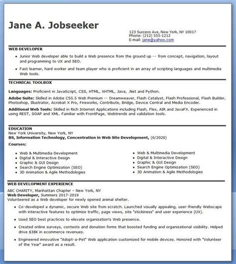 Java Resume Sle 3 Years Experience by 8 Best Best Java Developer Resume Templates Sles