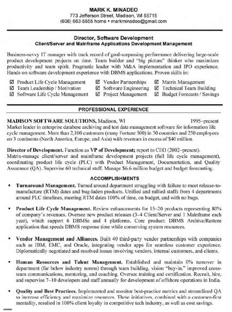 Best Vp Engineering Resume by Best Resume Software Template Learnhowtoloseweight Net