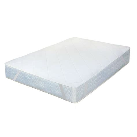 memory foam memory foam mattress pad quilted soft and comfort easy