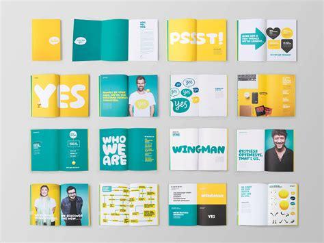 Design Brand by Optus Brand Identity Graphis