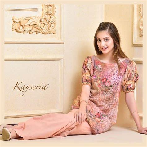 kayseria beautiful fancy eid dresses collection