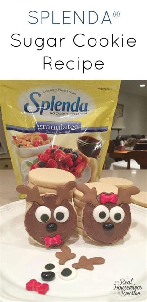 In a separate bowl, melt the vegan butter, then stir in vanilla and milk. SPLENDA® Sugar Cookie Recipe - Housewives of Riverton
