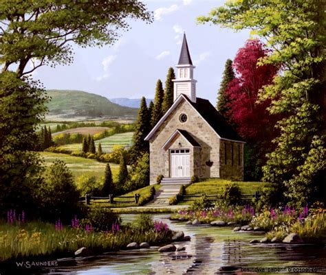 Churches In The Country Wallpaper Best Hd Wallpapers