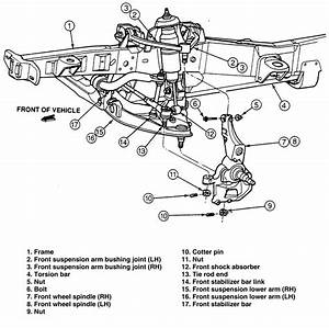28 2001 Ford F150 Front Suspension Diagram