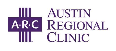 renewing  arc logo  comfort  clarity austin regional clinic