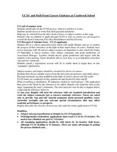 Exles Of Personal Statement For Application Forms by How To Write A Personal Statement For Ucas