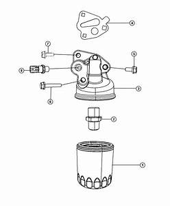 Dodge Intrepid Sending Unit  Switch  Oil Pressure  Drivetrain  Enginetransmission  Ees