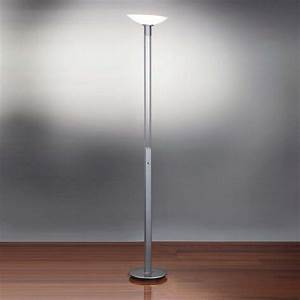 Floor lamp design halogen floor lamp with dimmer switch for Floor reading lamp with dimmer