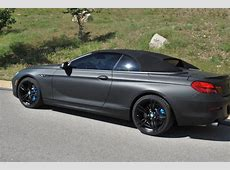 WBALW7C5XCC618888 BMW 6Series Convertible Professional