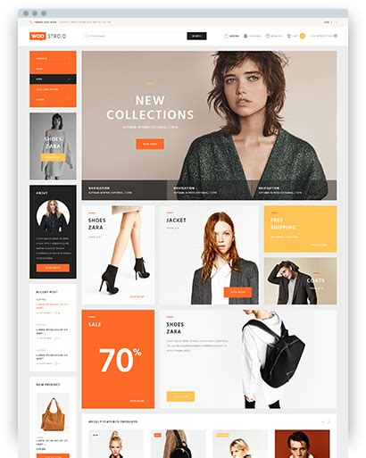 Woocommerce Themes Woocommerce Themes Templatemonster