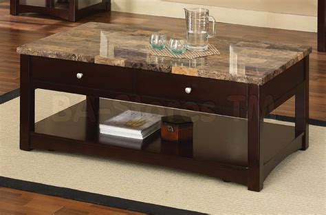 Coffee Table by Furniture Modern And Contemporary Design Of Espresso