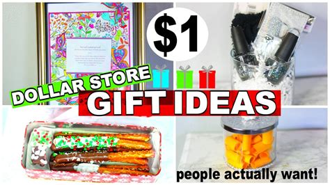 dollar store christmas gifts under 5 last minute diy