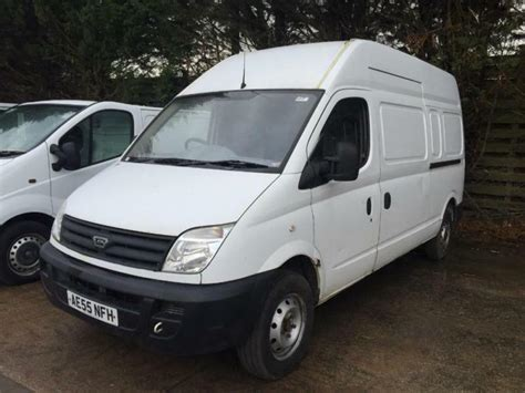 2005 ldv maxus lwb eh r cdi white manual diesel panel in appleby in westmorland