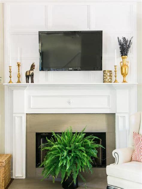 hide tv cables  molding  tos diy