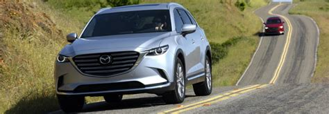 mazda suv lineup what is mazda 39 s biggest suv