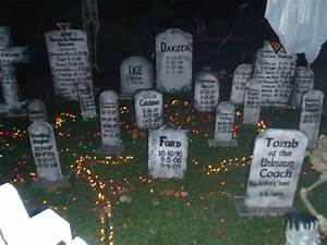 Outdoor Decorating Ideas For Halloween With String Tree