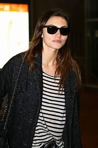 Phoebe Tonkin - Arrives at Paris Charles de Gaulle Airport ...