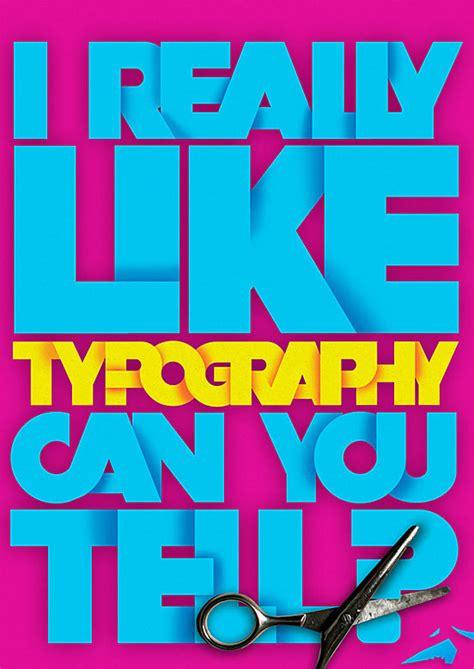 creative typography design 5